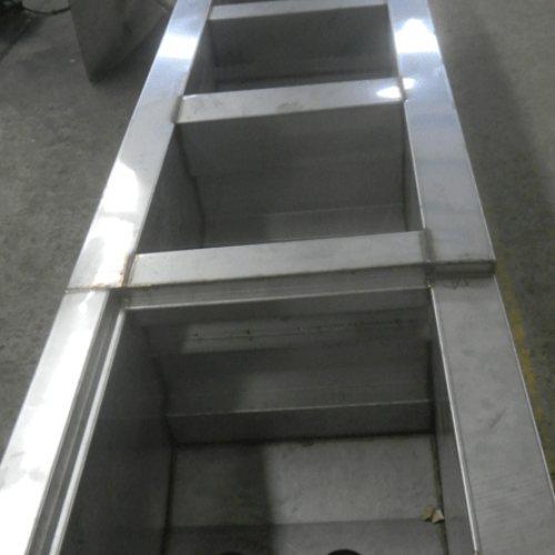 亚世特 黑龙江多槽超声波清洗机非标定制