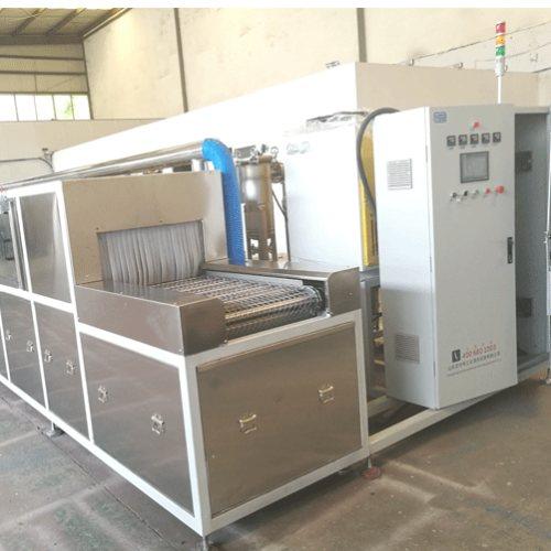 吉林喷淋清洗机制造公司 网带式喷淋清洗机定做 亚世特