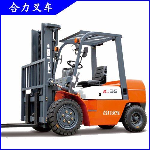 工厂直销柴油叉车3吨 一线品牌柴油叉车3吨售后无忧 合力