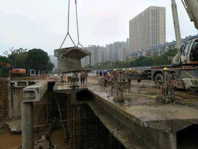 北京康宏博艺 绳锯切割 隧道涵洞拆除