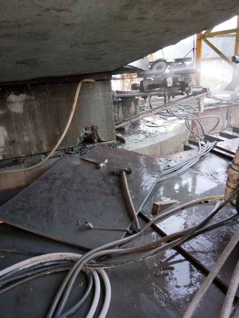 锡林郭勒盟桥梁临时支座切割公司 真正实现无损切割