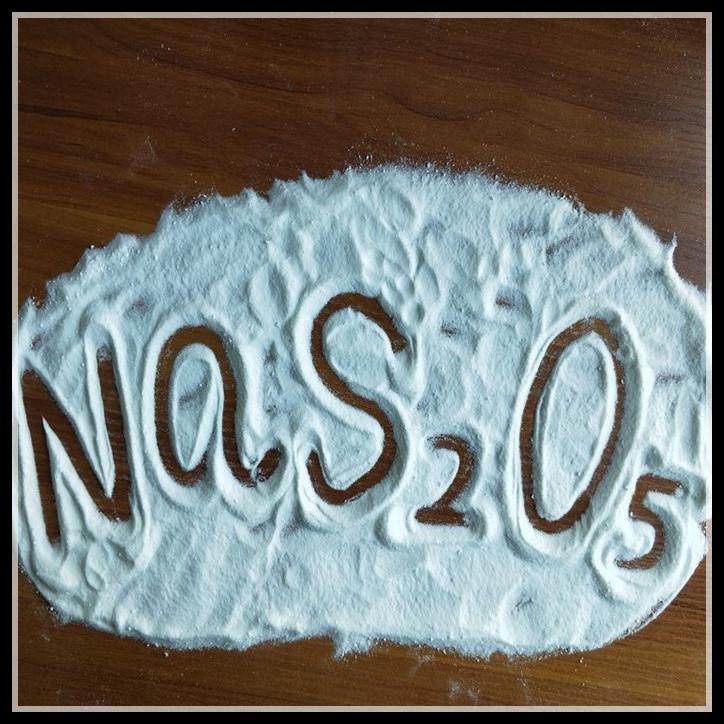 工业级国标97含量焦亚硫酸钠 焦亚硫酸钠 瑞德胜