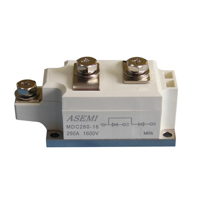 整流模块MTC100A-16三相整流模块 ASEMI首芯