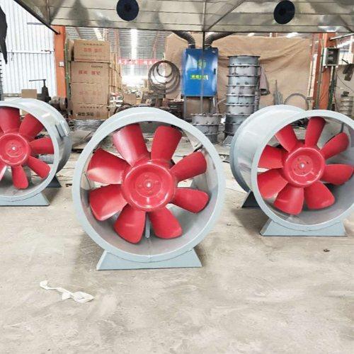 晨悦10年生产 低噪声混流式风机多少钱 混流式风机公司