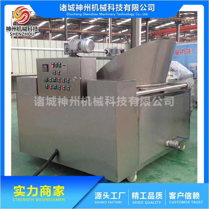 江米条油炸锅生产商 大型油炸锅生产商 诸城神州机械