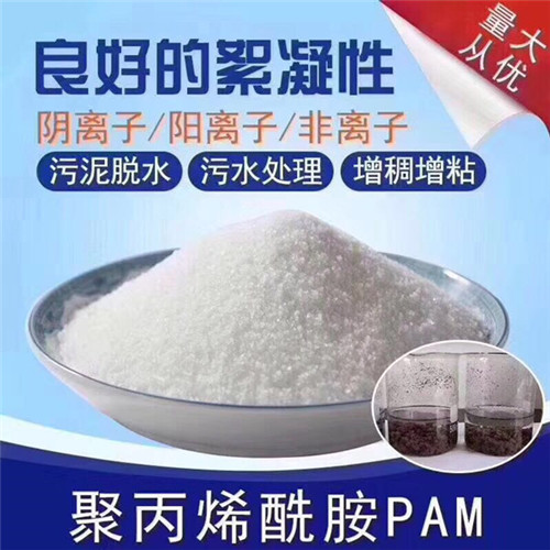 嵩洛 采油用聚丙烯酰胺-阴离子聚丙烯酰胺-涂料增稠剂PAM