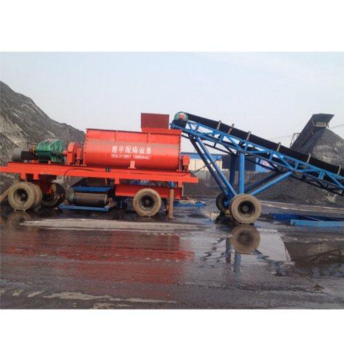 鑫宇混煤机 制作双轴混料机哪家好 生产双轴混料机公司
