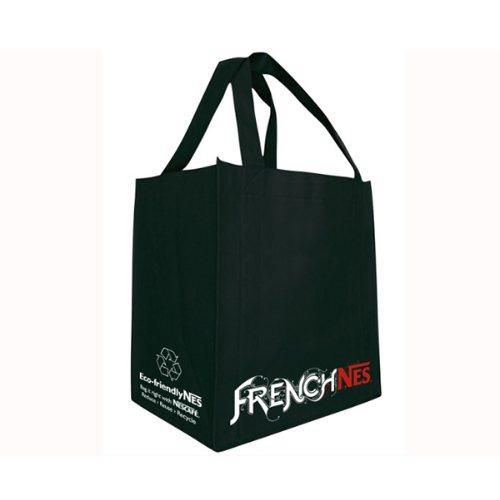 超市购物袋定做 无纺布购物袋设计 锦程 超市购物袋设计