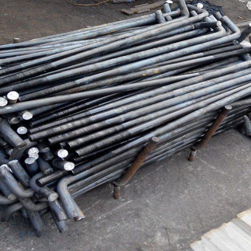 预埋地脚栓专业加工 柏诚紧固件 9字地脚栓量大优惠