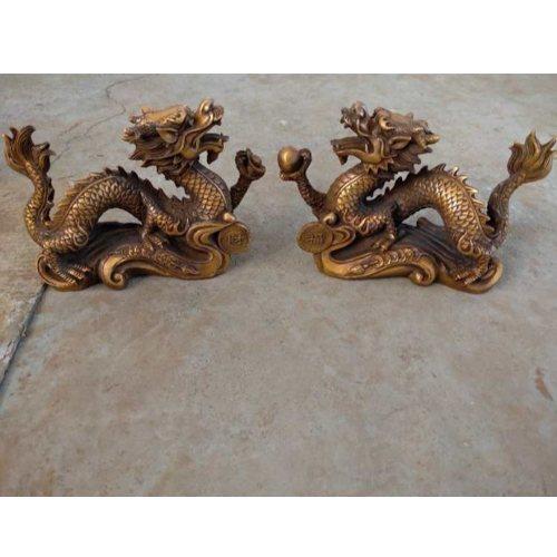 铜龙摆件 铜龙雕塑 铜龙价格 铜龙厂家 铜龙铸造厂 风水铜龙