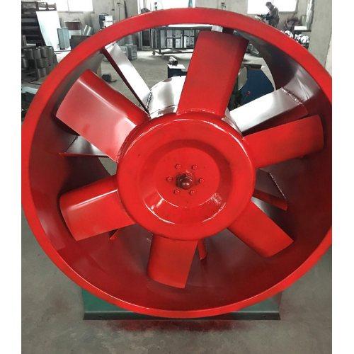 不锈钢消防轴流风机订购 广品 镀锌板消防轴流风机定做