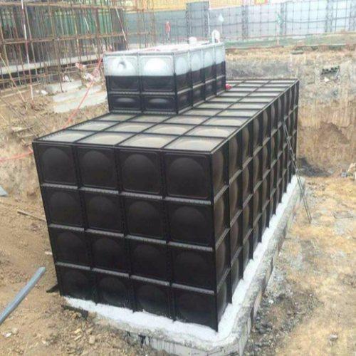 大丰规格全 17吨bdf地埋水箱报价 31吨bdf地埋水箱公司