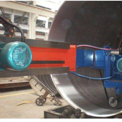 不锈钢圆管抛光机 供应不锈钢圆管抛光机厂 国轩机械
