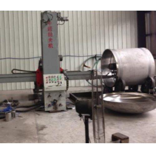 供应不锈钢罐体抛光机 不锈钢罐体抛光机 国轩机械