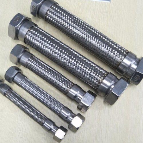 环形衬四氟金属软管生产 重型衬四氟金属软管生产 鑫驰规格全