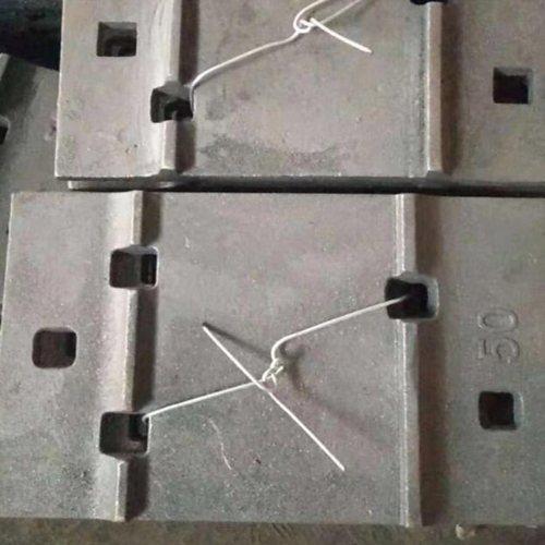 工矿铁垫板供应商 宝坤工矿配件 60铁垫板质量可靠