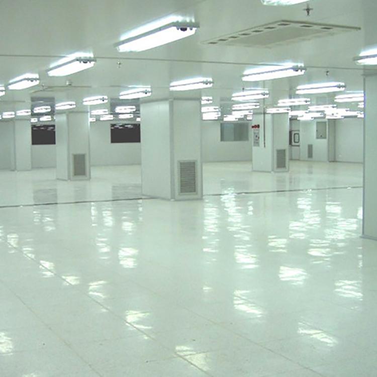 万江装修公司 工厂装修洁净室施工