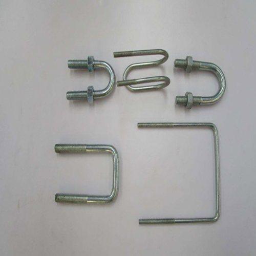 热镀锌U型螺丝批发商 航超紧固件 碳钢U型螺丝批发