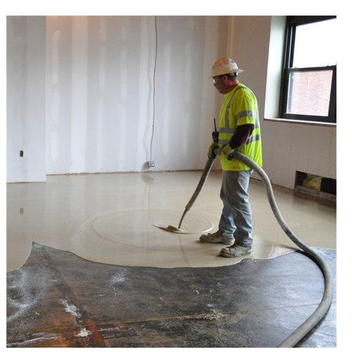 筑绿 彩色自流平水泥多少钱一方 东莞彩色自流平水泥公司