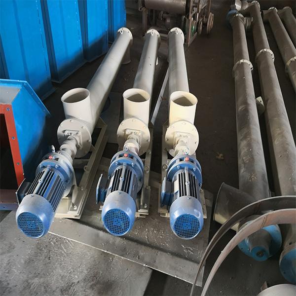山东振源机械厂专注螺旋输送机生产多年 质量好 服务优