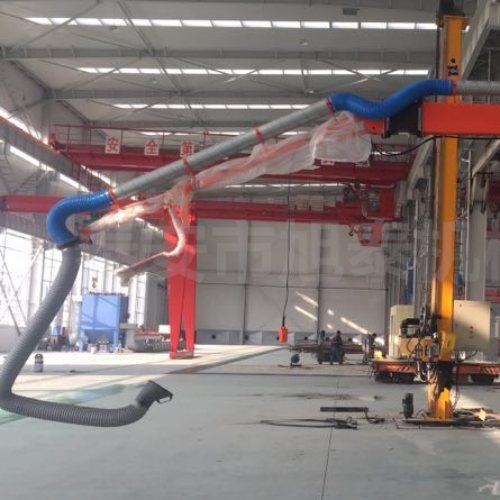电气设备焊接吸尘送丝机悬臂架 送丝机悬臂架 焊机空间臂
