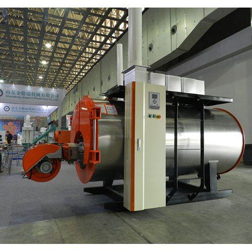 全自动燃气燃油冷凝热水锅炉温室供暖加温设备 热水锅炉
