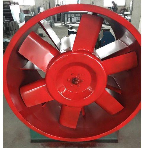 镀锌板消防轴流风机定做 碳钢消防轴流风机规格 广品