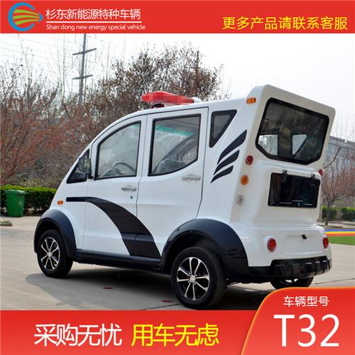 社区电动巡逻车 上海电动巡逻车生产厂家直销排名 杉东