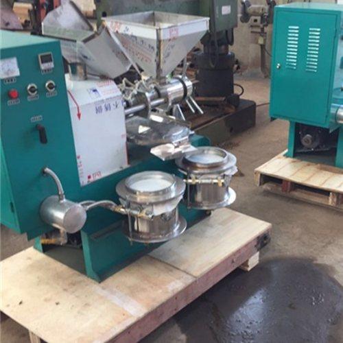 多功能螺旋榨油机 盛金机械 小型商用螺旋榨油机价格