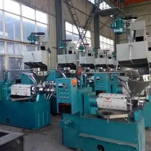 多功能螺旋榨油机生产厂家 盛金机械