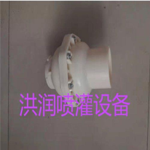 林场连接器 90#连接器淘宝供应 节水工程连接器 洪润