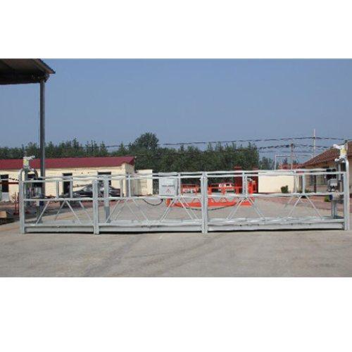 南京电动吊篮公司 高空作业吊篮 制造工艺优
