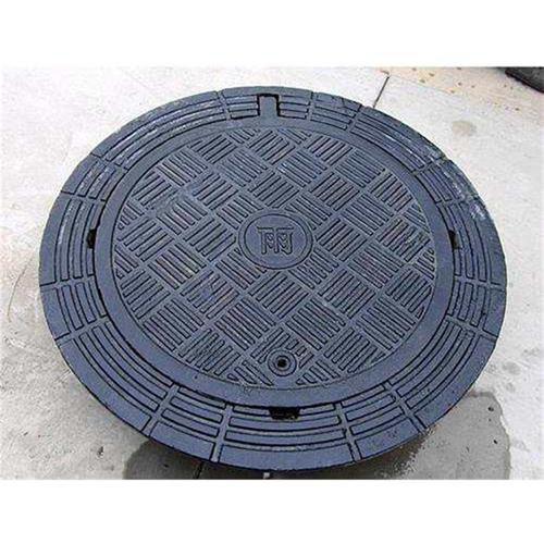 定制球墨铸铁井盖厂 旭东金属 供应球墨铸铁井盖标准