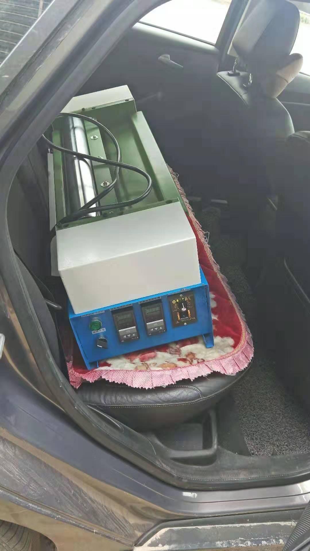万信机械 单辊热熔胶机WX-600L  恒温控制,自动控温