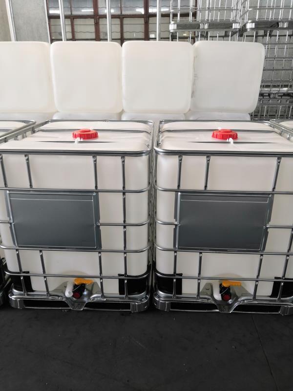IBC吨桶 1000升方桶 防静电抗紫外线的吨桶
