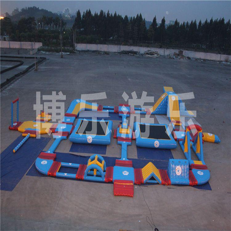 移动水上乐园设备 专业定制多种多样