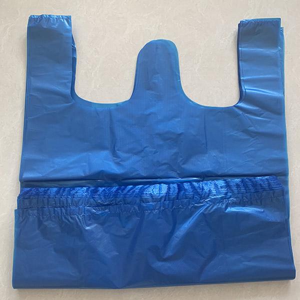食品背心袋哪家好 外卖打包背心袋设计 世起塑料