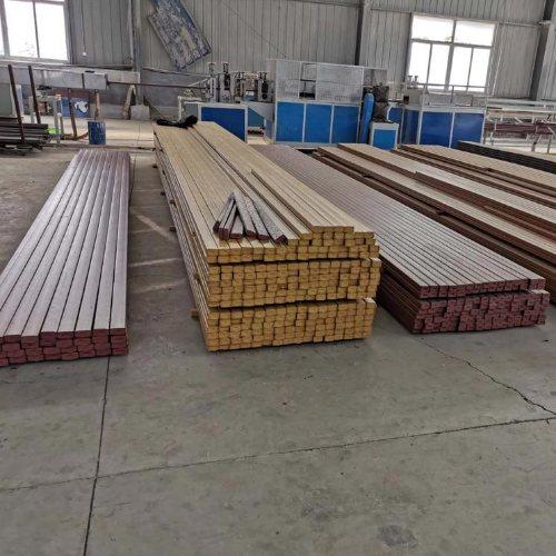 户外木塑地板 济南新民力 户外木塑地板价格