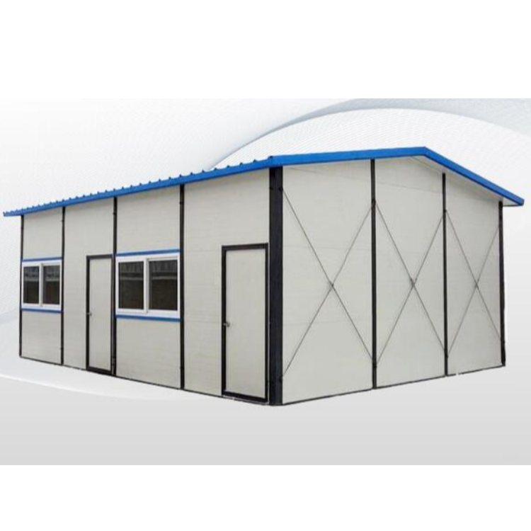 活动板房 活动板房订做 天工 双层活动板房