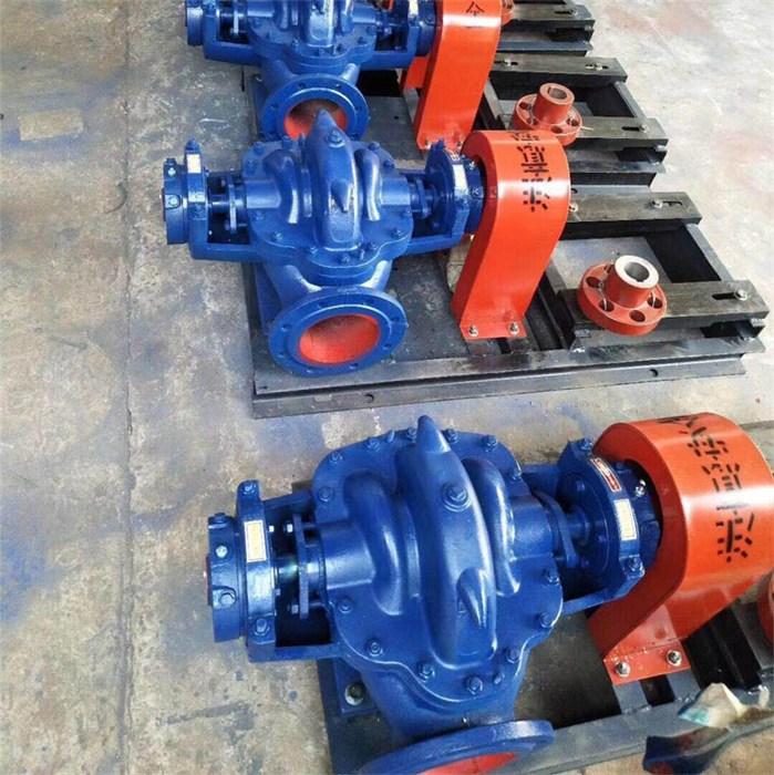 深海水泵高效节能农田灌溉双吸泵 中开双吸泵供应