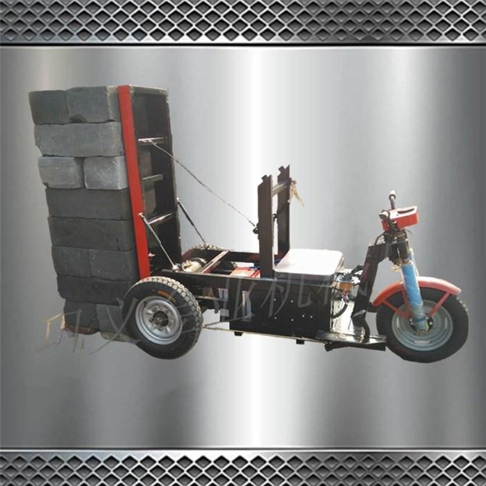 小型平板拉砖车 金业牌 建筑工地平板拉砖车
