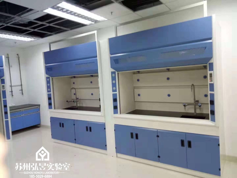 扬州第三方检测全钢木实验台通风柜生产厂家 钢木试验台 尺寸精准