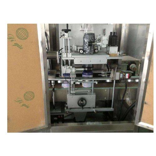 空瓶全自动套标机生产线 矿泉水全自动套标机生产线 腾卓机械