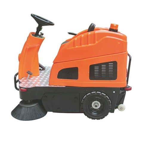 环保扫地车型号 安徽茂全 办公室扫地车生产厂商