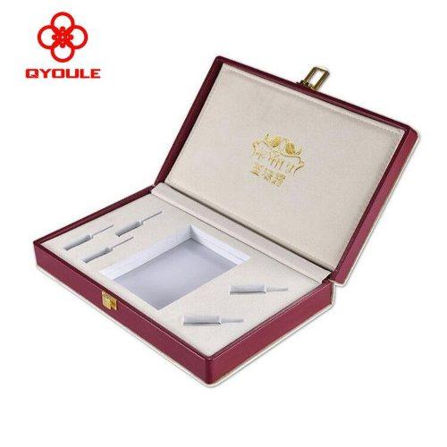 友乐定制 广州珠宝首饰皮盒定制生产 广州珠宝首饰皮盒
