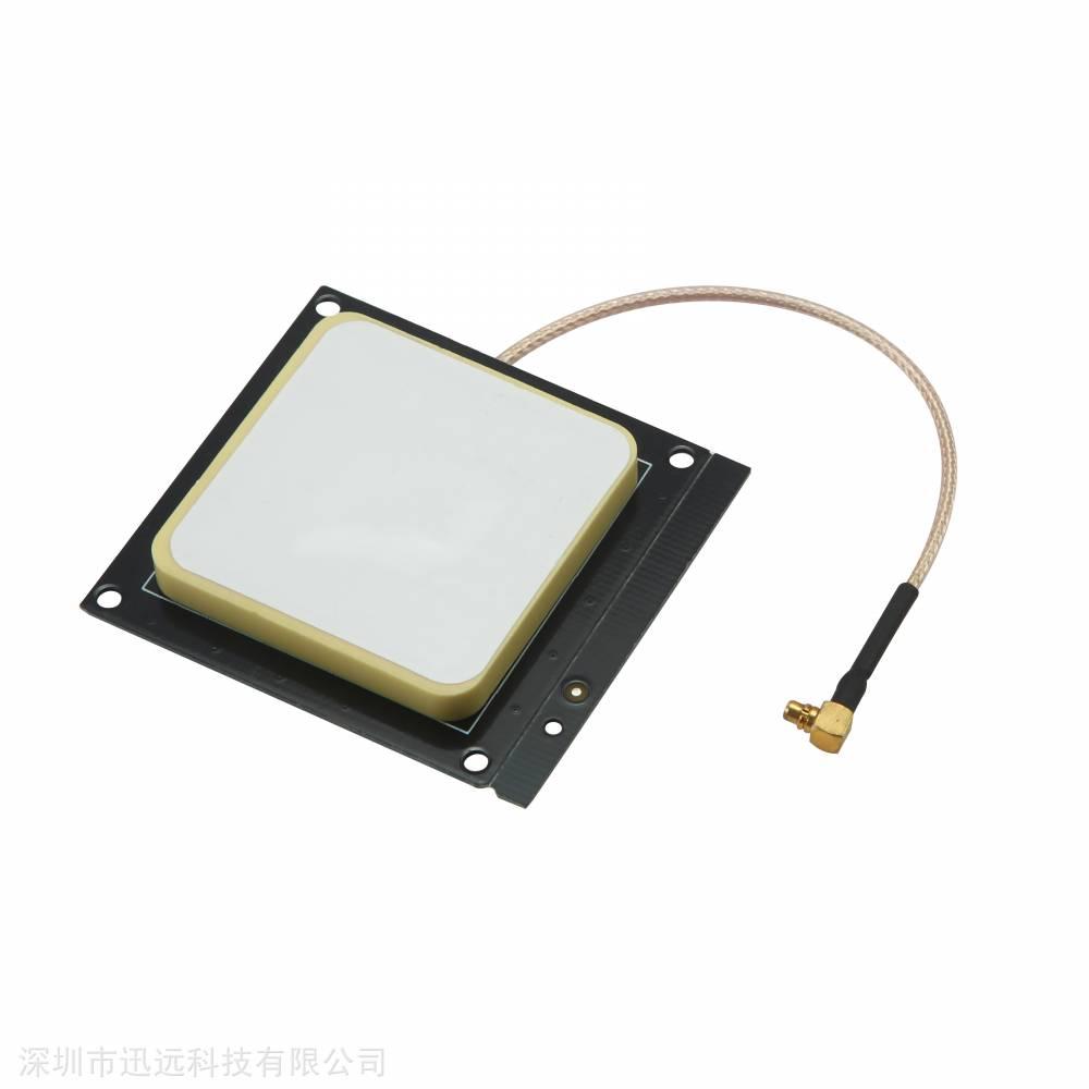 迅远A40022DBI陶瓷天线RFID天线陶瓷天线增益天线