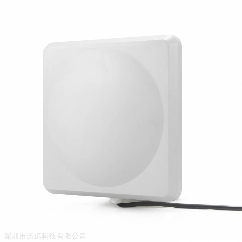 迅远F5019-L高性能一体化超高频RFID读写器