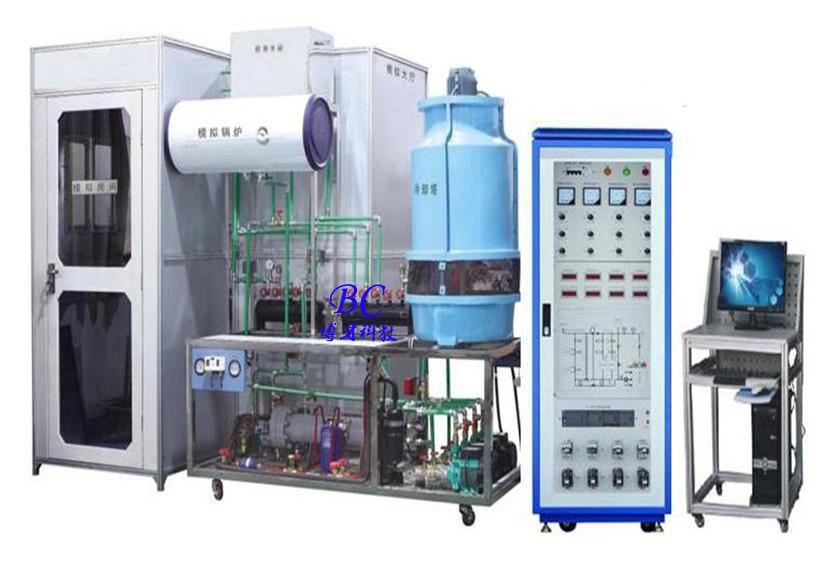 石家庄空调实训装置定制 中央空调实训装置 性能稳定 环保