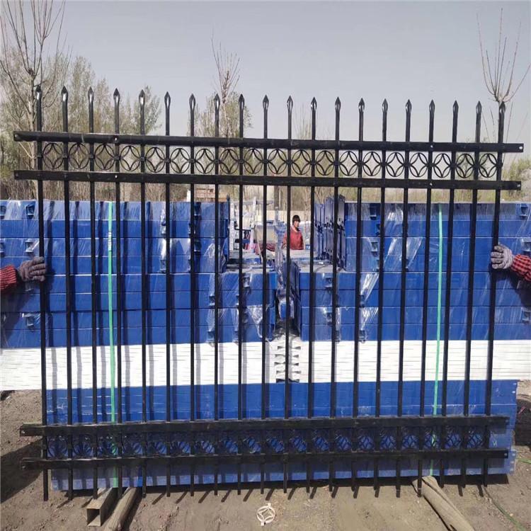 护栏式围墙 防护栏