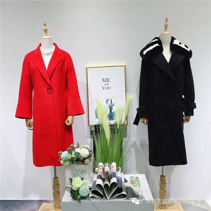 代理女装品牌服装库存零风险加盟